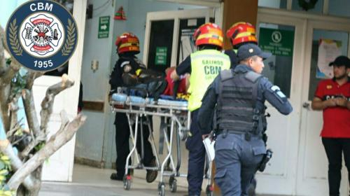Ataque armado en plena calzada San Juan, reportan una persona herida
