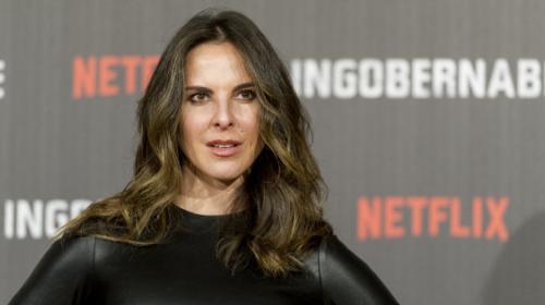 Kate del Castillo huye de su casa por incendios en Los Ángeles