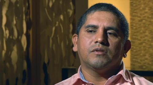 Amenazan a hondureño por denunciar vínculos del gobierno con el narco