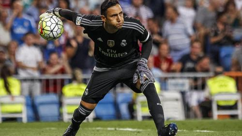 Keylor Navas alcanza cifra récord como jugador del Real Madrid