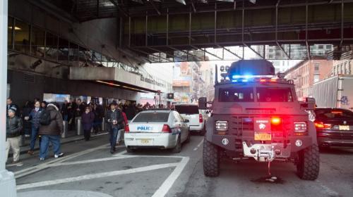 """Explosión en NY """"fue intento de ataque terrorista"""", dicen autoridades"""