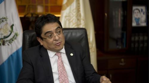 PDH responde a las declaraciones del presidente Jimmy Morales