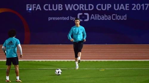 El Real Madrid vestirá de negro en su estreno en el Mundial de Clubes