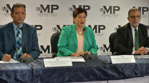 Francisco Rivas no descarta postularse para el cargo de Fiscal General