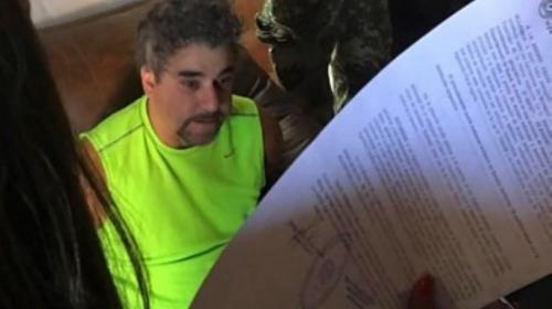 Video: capturan a uno de los narcotraficantes más poderosos de Brasil