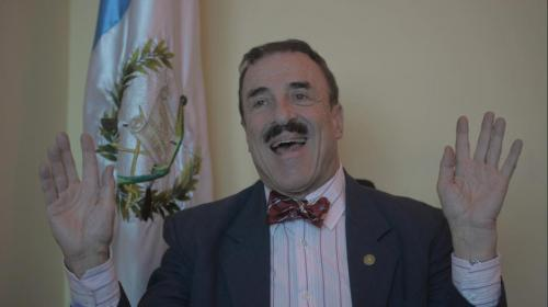 "Linares Beltranena: ""Tengo muchas cualidades para ser Fiscal General"""