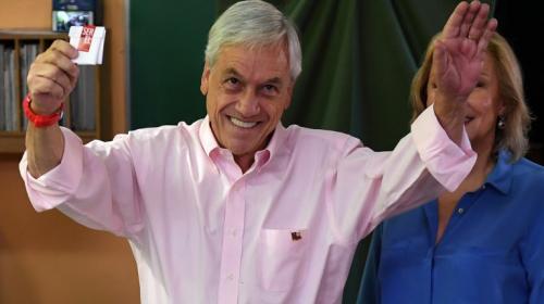Sebastián Piñera volverá a ser el presidente de Chile