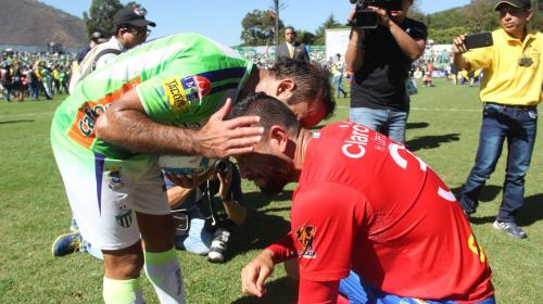 Antigua gana su tercer título nacional frente a Municipal