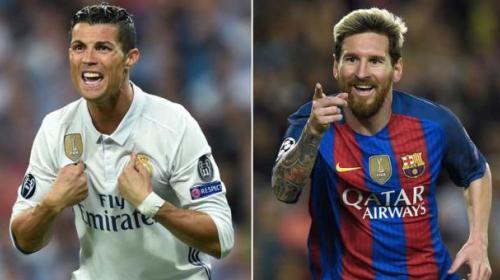 Cristiano Ronaldo y Lionel Messi van por nuevo récord en el Clásico