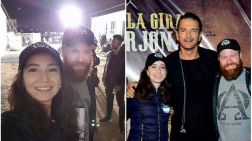 Hermanos logran conocer a Ricardo Arjona durante su visita a Guatemala