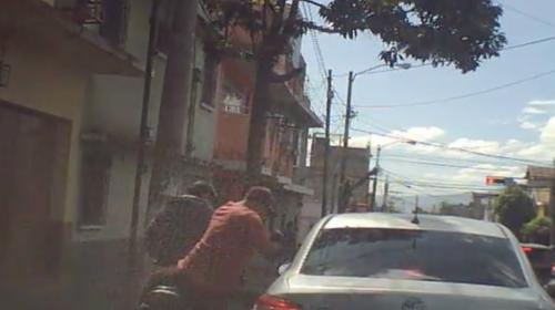 Video: así secuestraron a una mujer en La Reformita, zona 12