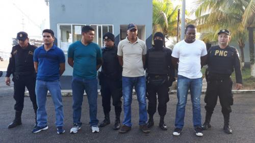 Capturan a cinco miembros del Ejército por contrabando de cigarros
