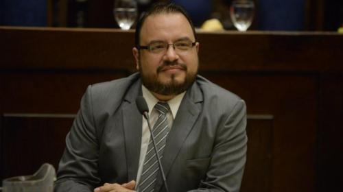 """Marvin Palacios, """"Dictalord"""", tiene dos contratos en la presidencia"""