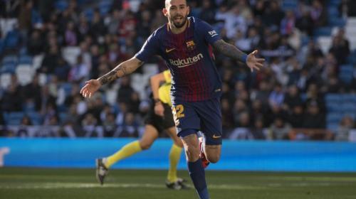 ¿El tercer gol del Barcelona no debió contar?