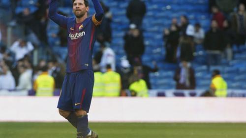 Mister Chip da como campeón de La Liga al Barcelona