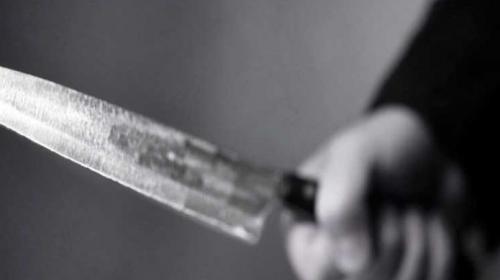 La inquietante imagen de un hombre acusado de asesinar a su mamá