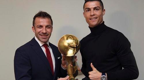 ¿Broma o arrogancia? La frase de Cristiano en los Globe Soccer Award