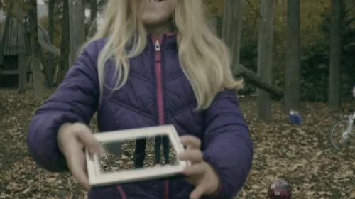 #Video 15 segundos alcanzan para dejarte helado de miedo