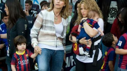Así terminaron las accidentadas vacaciones de Shakira y Piqué