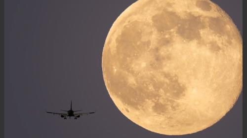 La Superluna que dará la bienvenida al 2018