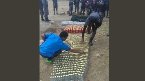 Frustran fiesta de Año Nuevo en cárcel de Quetzaltenango