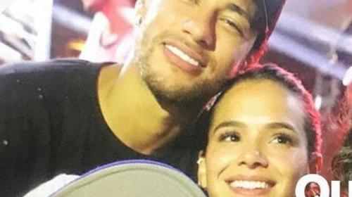 Neymar se reconcilia con su exnovia ¿la tercera será la vencida?