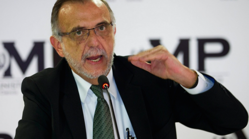 Tenemos Iván Velásquez hasta 2019