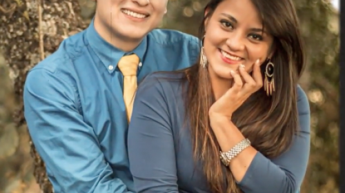 Cumplían tres años de noviazgo y hoy le iba a pedir matrimonio