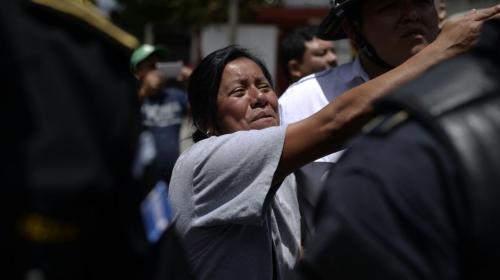 La desesperada petición de una madre a un recluso de Las Gaviotas