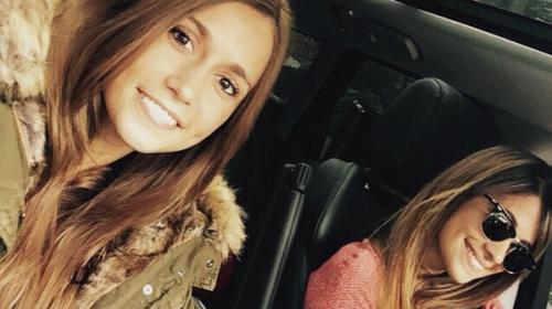 Hermana pequeña de Antonella robó miradas en la boda de Messi