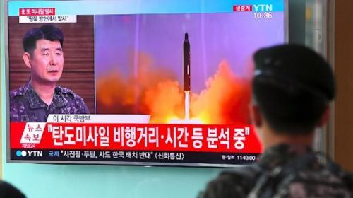 Corea del Norte afirma tener un misil que alcanzaría a EE.UU