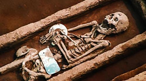 """Descubren los restos de unos """"gigantes"""" humanos de hace 5 mil años"""