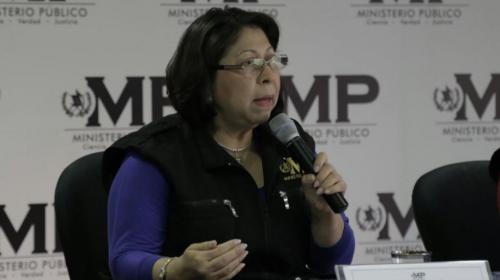 Las dos investigaciones que el MP desarrolla contra Mayra Véliz