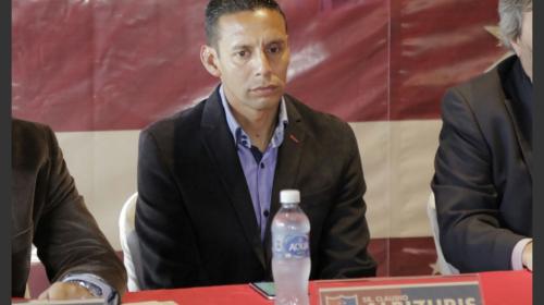 """Claudio """"El Manía"""" Albizuris será candidato a presidente de Fedefut"""