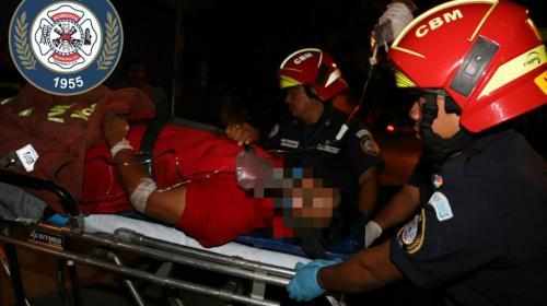 Hombre resulta herido en ataque armado cerca de la Usac