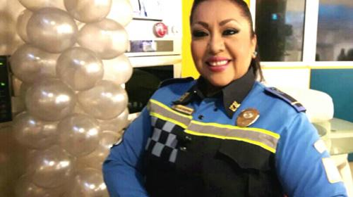 Vocera de tránsito de Villa Nueva denuncia acoso tras poner una multa