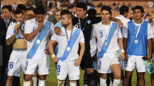 Guatemala sale del top 100 del ranking de la FIFA