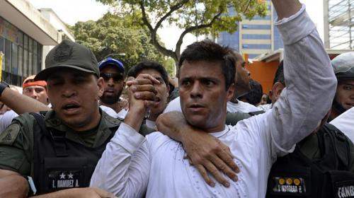 Gobierno de Guatemala celebra liberación de venezolano Leopoldo López