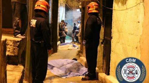 Jornada violenta deja muertos y heridos, entre ellos una embarazada