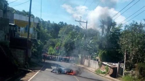 Linchamiento deja a un hombre muerto y un herido en Villa Canales