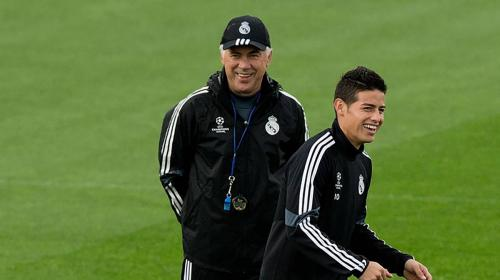 ¿James Rodríguez fichará por el Bayern Munich?