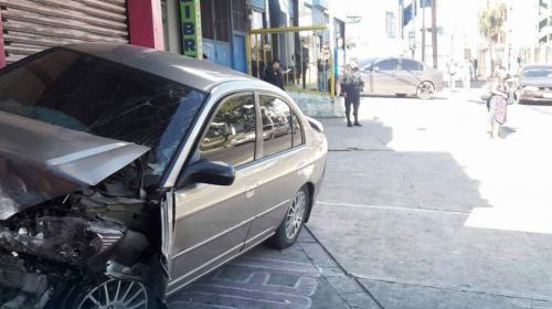 Video: así fue el trágico accidente en el bulevar Tulam Tzu