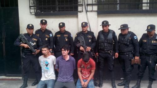 Capturan a secuestradores y rescatan al hijo de un concejal