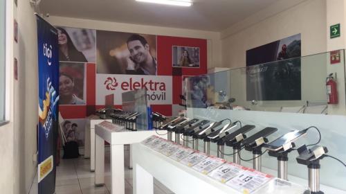 """""""Elektra Móvil"""", una tienda diferente abrió en Zacapa"""