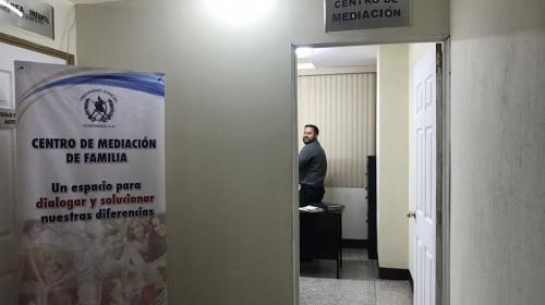 Centro de Mediación resolverá divorcios y pensiones alimenticias