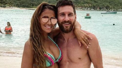 ¿Messi y Antonella vivieron su primera pelea de esposos?
