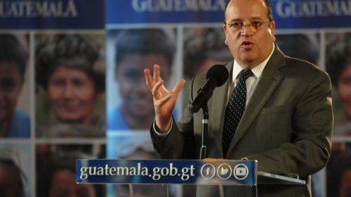 José Moreno renuncia al cargo de Ministro de Desarrollo Social