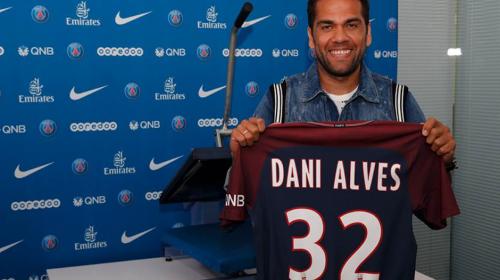 Después de fichar por el PSG, Dani Alves envía mensaje a Guardiola