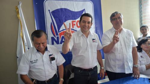 Partido del presidente guatemalteco es suspendido por el Tribunal Electoral — VENEZUELA