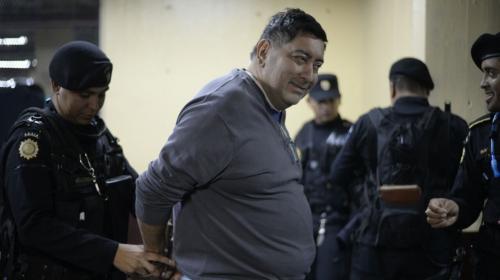 Testaferro de Otto Pérez y Alejandro Sinibaldi habla en tribunales